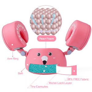 Mambobaby Arm Ring internal makeup, My Baby Bubble Shop