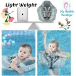 Mambobaby Australia Koala Chest Float My Baby Bubble Spa My Bubble Boutique Light Weight