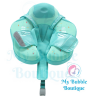 Donut Chest Float Green Mambobaby My Bubble Boutique