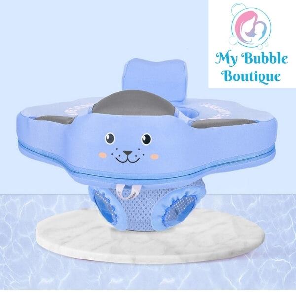 Blue Mambo Baby Seat Float