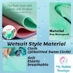 Chest-Float-My-Baby-Bubble-Spa-My-Bubble-Boutique-Wetsuit-Material